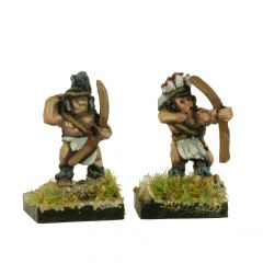 FTW102 Tribal Warriors with Bows
