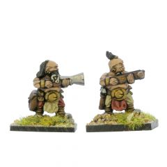 FUG102 Ogres with Missile Weapons x9