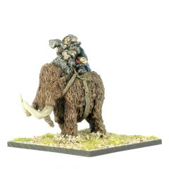 FUG602 Ogres riding on Woolly Mammoths x3