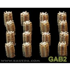 GAB2 Wickerwork Gabions