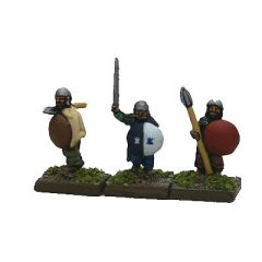 GAL1 Noble Infantry, Captured Greek Weapons