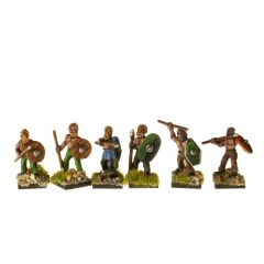 GER2 Early German Warband with Javelins