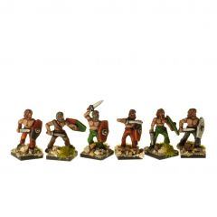 GER3 Early German Warband with Swords