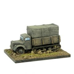 GER400 Opel Blitz 3 Ton Cargo Truck Tracked Maultier