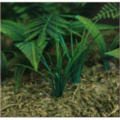 GL-052-GN Grass tufts, green