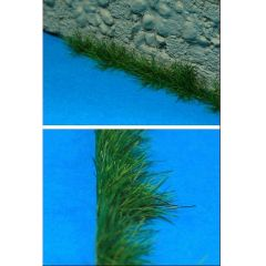 GL-319 Tufts of grass for corners, medium green