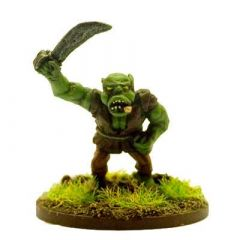 GOB13 Unarmoured Orcs, Mixed Weapons