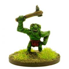 GOB5 Small Unarmoured Goblins with Mixed Weapons