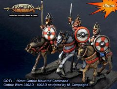 GOT1 Mounted Gothic Command