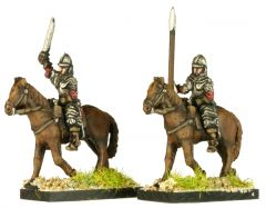 GR12 English Civil War Cuirassier Command x4