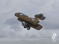 GW 645 Sopwith Pup Fighter x8