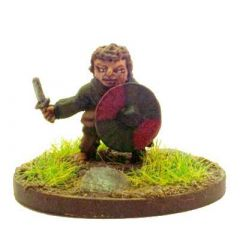 HBT2 Halflings with Swords, some Helmets and Shields
