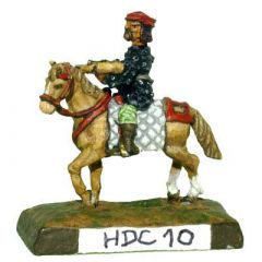 HDC10 Han Dynasty Chinese Cavalry with Crossbow