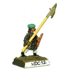 HDC12 Infantry with Shields and Halberds
