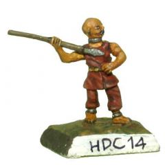 HDC14 Chinese Convicts with Spears
