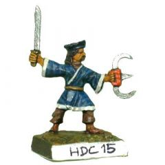 HDC15 Han Dynasty Chinese Swordsmen with Parrying Weapons