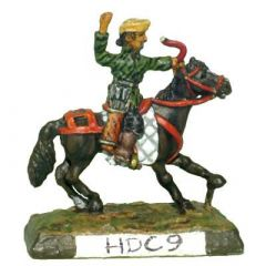 HDC9 Han Dynasty Light Cavalry Bowmen