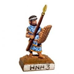 HNH3 Syrian Spearmen with shield