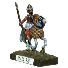 IND13 Indian Cavalry with Frontal Horse Armour