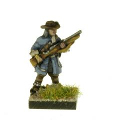 LA11 Dismounted Dragoons, hat