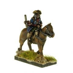 LAC12 Mounted Generals