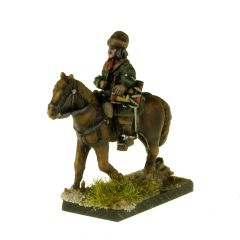 LAC16 Dragoon Drummers, mounted, stocking cap