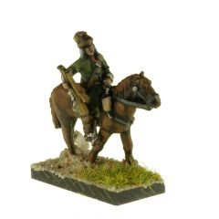 LAC2 Dragoon, carrying Musket, stocking cap