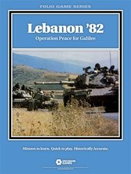 Lebanon '82 Operation Peace for Galilee