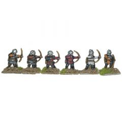 LME16 15th Century Armoured Longbowmen