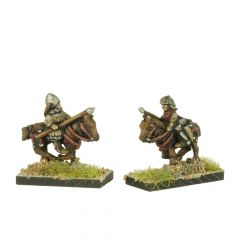 LME24 Mounted Archers / Border Horses