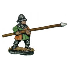 LME9 Italian Heavy Infantry with Spear