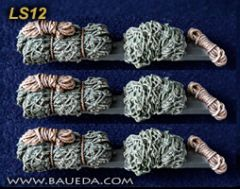 LS12 WWII Camouflage nets and ropes (9)
