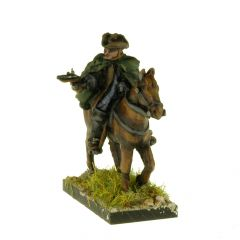 MC32 Dick Turpin at the Crossroads (highwayman and signpost)