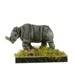 MDN7 Indian Rhinoceros x1