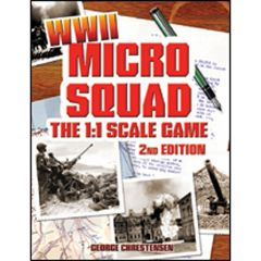 MG11 WW2 Micro Squad The Game 2nd Edition