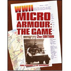 MG13 WW2 Micro Armour The Game, 2nd Edition