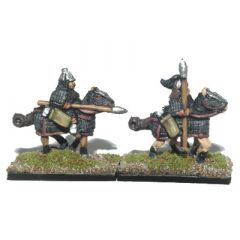 MON1 Heavy Cavalry with Lance and Bow