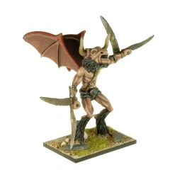 MT11 Flying Minotaur with Twin Arm Blades