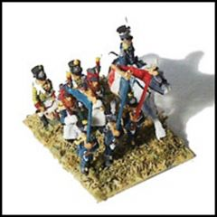 GHQ NAP14 French Legere Infantry Command