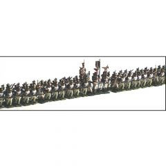 GHQ NAP1 French Ligne Fusiliers