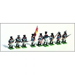 GHQ NAP24 Prussian Line Musketeers