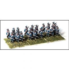 GHQ NAP4 French Legere Chasseurs