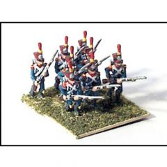 GHQ NAP5 French Legere Carabiniers