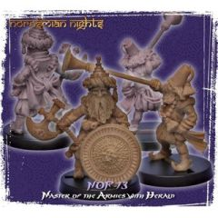NOR-13 Master of the Armies with Herald (2)