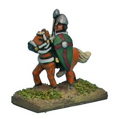 NOR4 Norman Light Cavalry with javelins