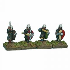 NOR5 Dismounted Knights / Heavy Infantry