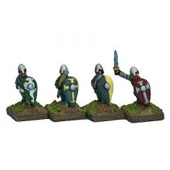 NOR6 Medium Norman Infantry
