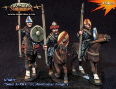 NRM11 Siculo-Norman Knights and Sergeants