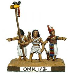 OMK1 Old or Middle Kingdom Pharaoh Command