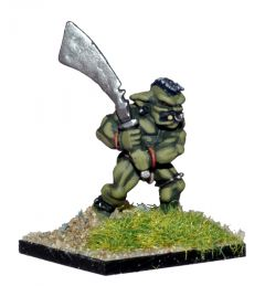 ORC5 Orc with two-handed Weapons